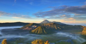3D Mount Bromo