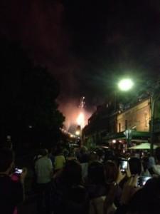 NYE Fireworks Sydney 1