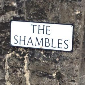 Shambles Bradford Avon