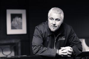 The artist Terry Bradley