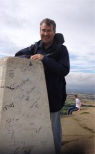 Roseberry Topping Trig