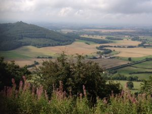 Sutton Bank Finest View in England