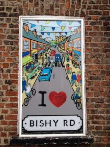 Bishopthorne Road, York