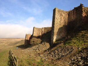 Rosedale ruins