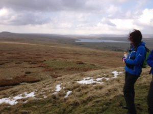 Dales reservoir view