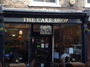 The Cake Shop, York