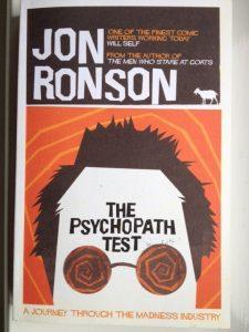 Psychopath Test book cover