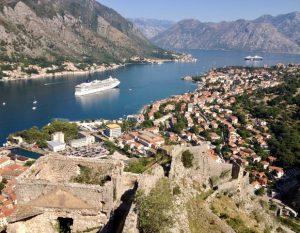 Fortress Kotor, Montenegro