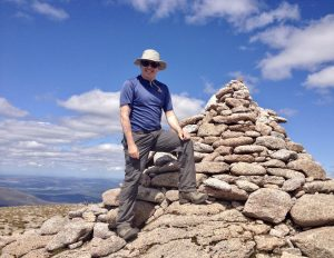 Cairngorm Summit