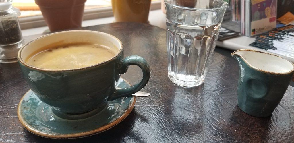 Coffee Steep Street