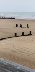 Beach Sandcastle at Dymchurch